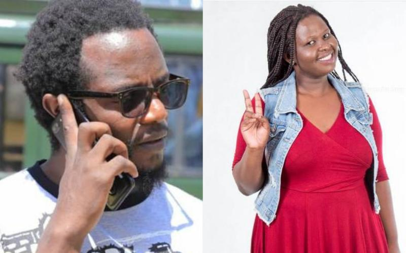 Jemutai: Hamo asked for DNA test
