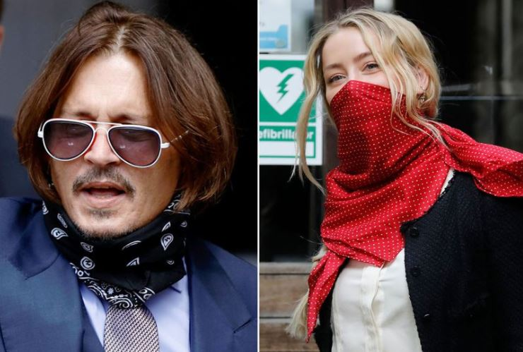 Johnny Depp's lawyers say he 'did not receive a fair trial' after losing libel case