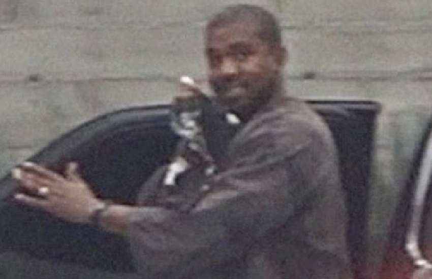 Kanye West spotted 'still wearing wedding ring'