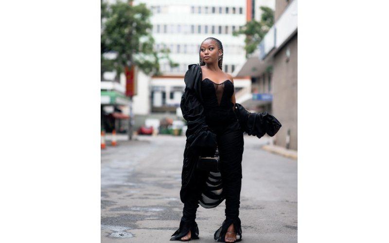 Keilla Okari: A fashion icon