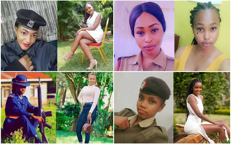 Kenya's five hottest policewomen speak on work, men, dating and fun