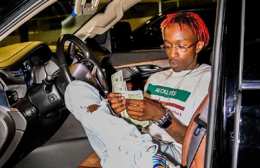 Kenya's KayCyy Pluto collabos with Lil Wayne