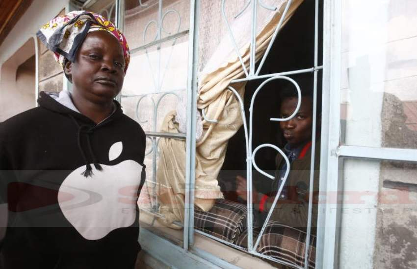Nakuru landlord welds door, traps tenant inside in ugly rent row