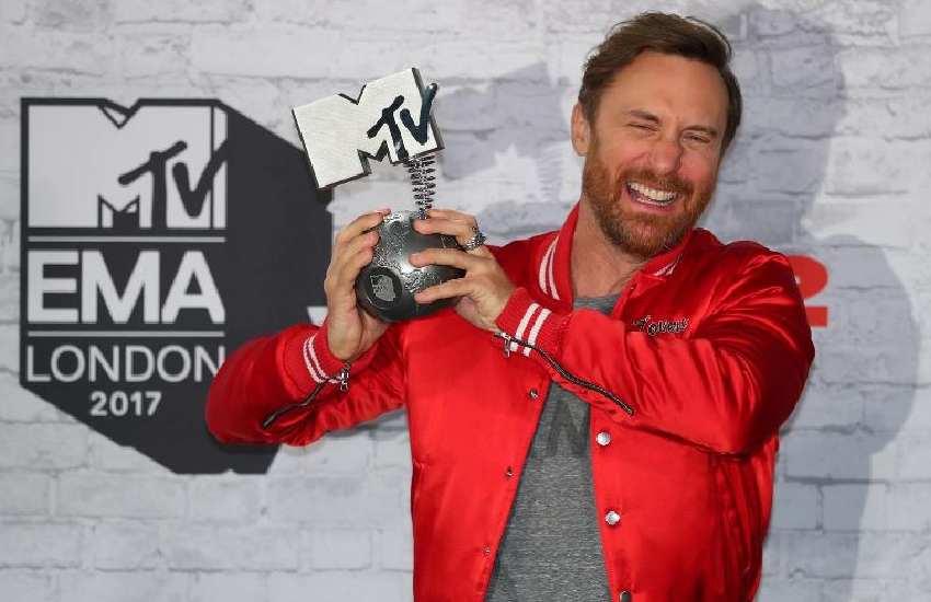 Lockdown sends David Guetta back to his teens