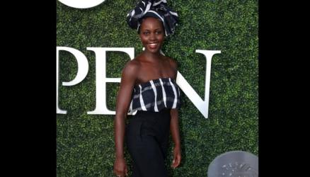Lupita Nyong'o was a tea girl before the Oscars
