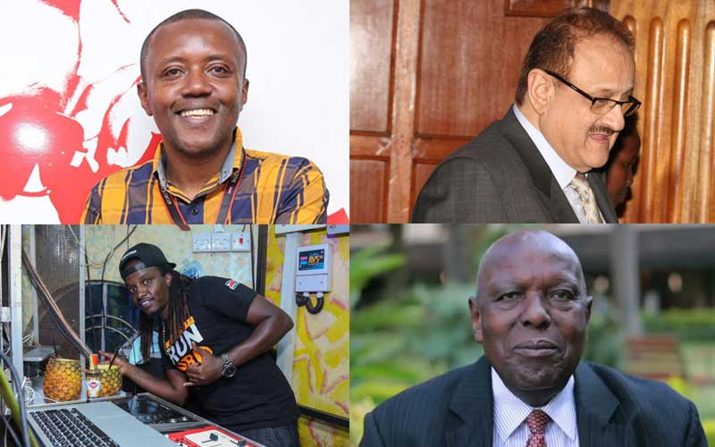 Maina Kageni: Prominent Kenyans who have made it big without a degree