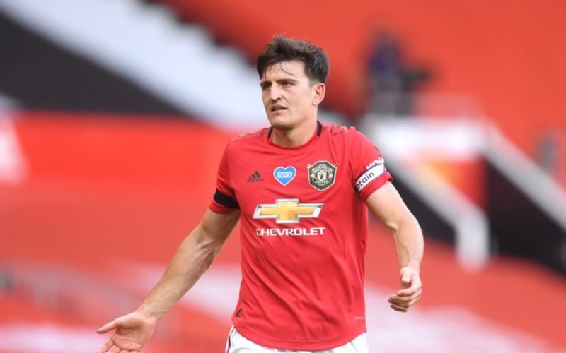 Man Utd captain Harry Maguire 'arrested on holiday' after altercation at bar