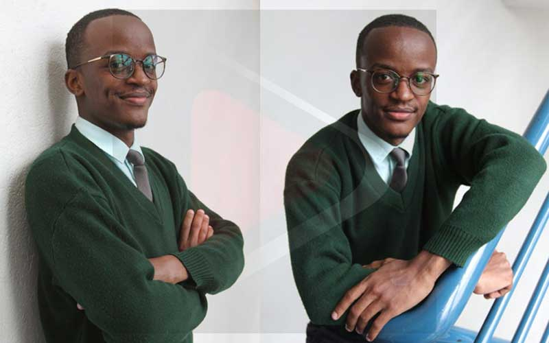 Mark 'Mwas' Mwangi: Rising comedian cracking ribs with high school skits