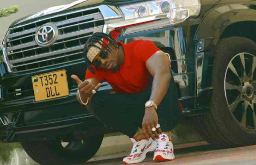 Mbosso did not inherit Donna's car, says Diamond Platnumz in video