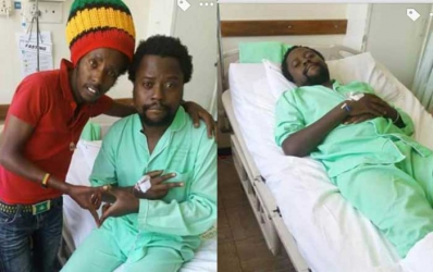 'Mbusi na Lion' radio presenter hospitalized
