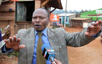 Meet the only ODM man in Nyeri County