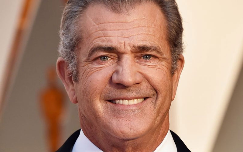 Mel Gibson hospitalised with coronavirus in Los Angeles