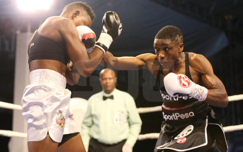 I wouldn't want my daughters to join boxing, says Zarika citing injuries