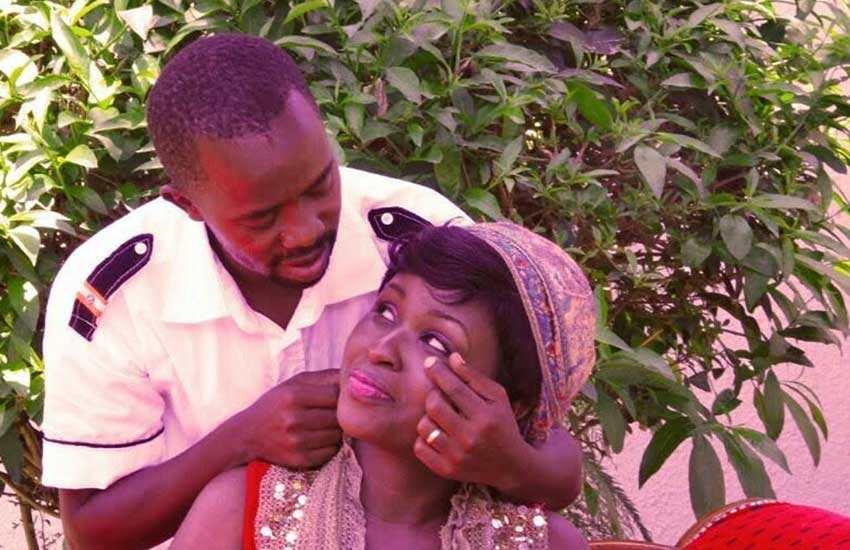 Mercy Masika's sweet message to hubby on his birthday