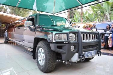 Meru 'Media mogul' splashes Sh35 million on a Hummer limousine