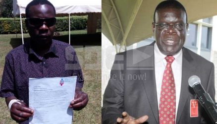 Mheshimiwa squeezed my balls on back seat of car in Thika, claims party official