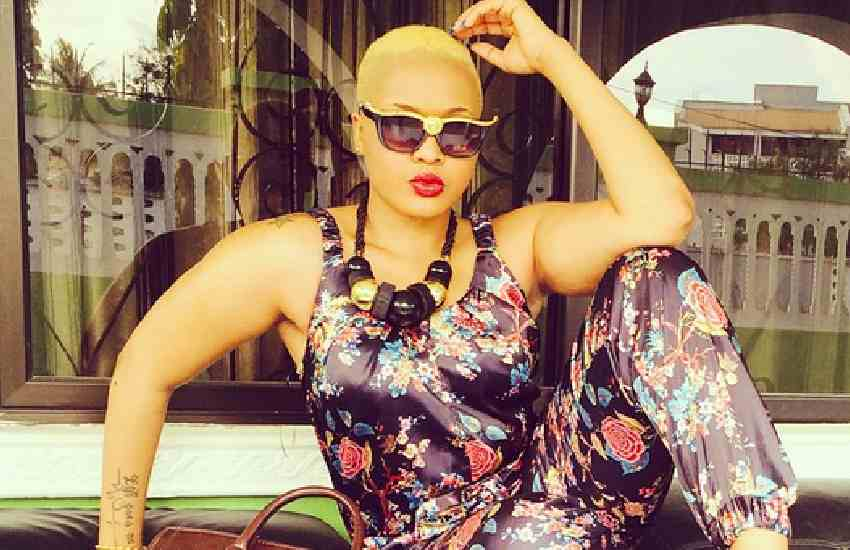 Money from 'sponsors' cursed, says Bongo actress Jacqueline Wolper