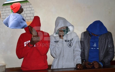 Mother of KCB heist suspects speaks out