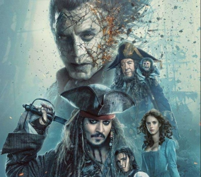 Movie Review: Pirates of the Caribbean - Dead Men Tell No Tales