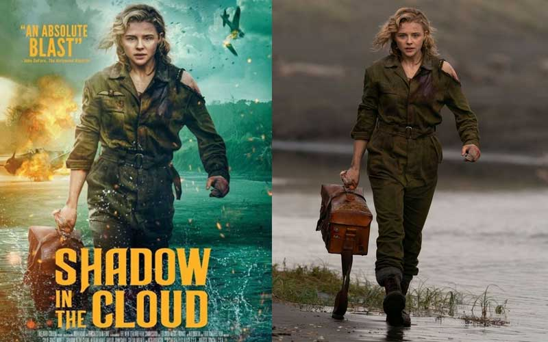 Movie Review: Shadow in The Cloud's script did not match up to the great actors