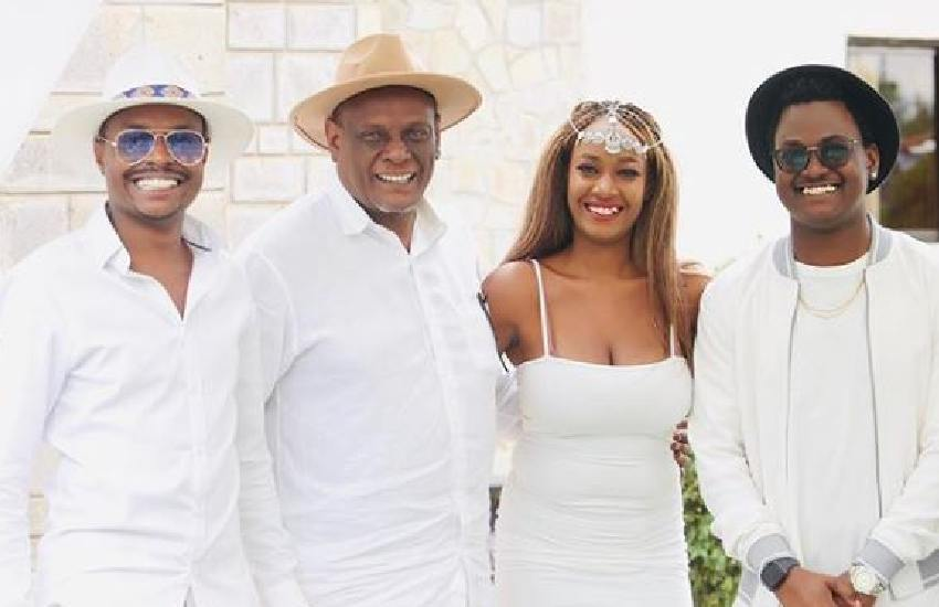 Murathe's daughter June Tuto throws lavish birthday party at family ranch
