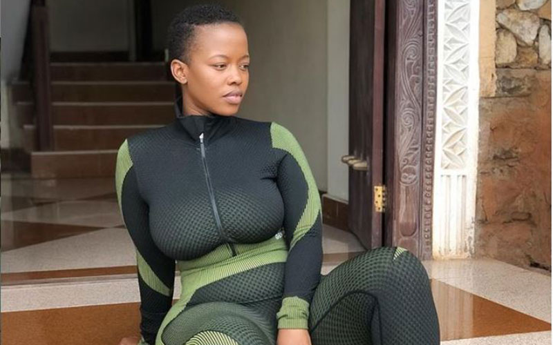 My insecurities came back soon after delivery- Corazon Kwamboka