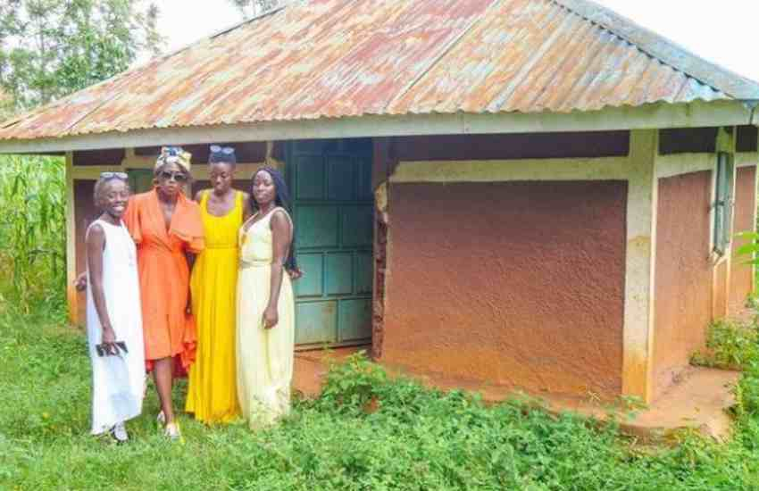 Singer Akothee reflects on humble beginnings, motherhood