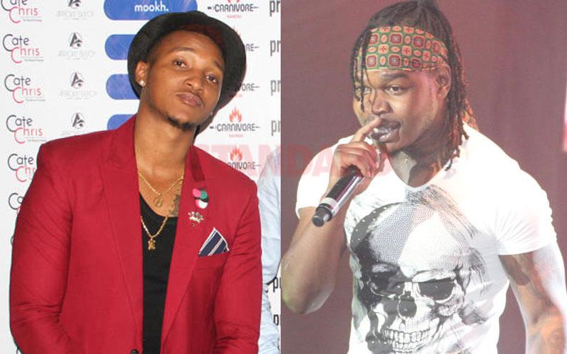 Quinter Nimoh: Video vixen disses Timmy, Mauzo after 'Wote Wazuri' fondling drama