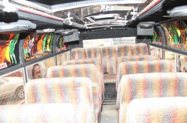 Nairobian commuters pay more to sit in the driver's cabin