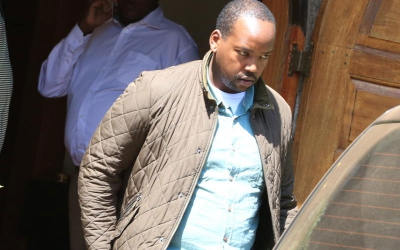 Nkaissery's sons will drink raw blood gushing from a bull