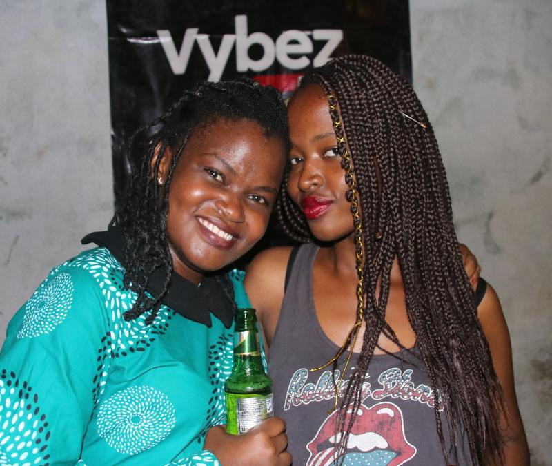 Vybez Radio Adrenalin Night at Alchemist