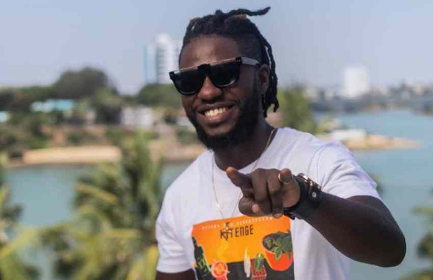 Kitenge: Nviiri reigns at the helm of Apple Music charts with EP