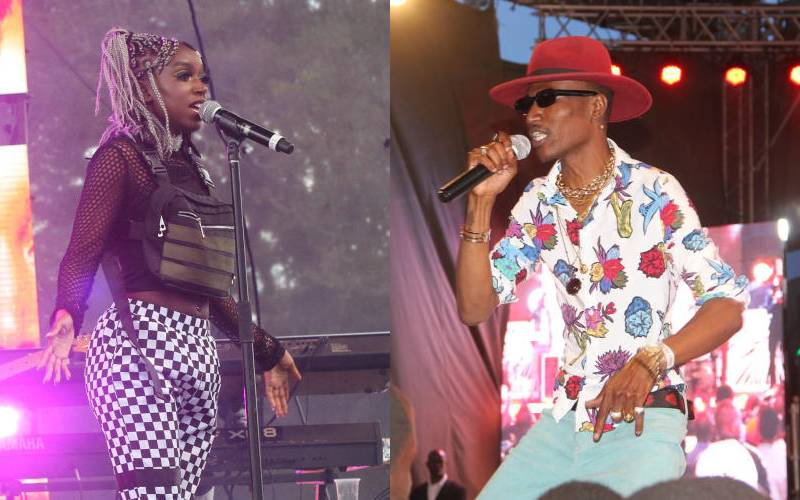 Octopizzo says he's at Nicki Minaj's level, Karun's project to drop today