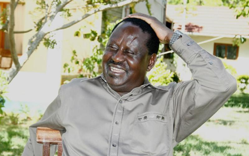 ODM now say reports on Raila battling Joho, Oparanya was Fools' Day prank