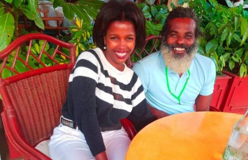 Anne Waithera: Omar Lali was domineering and would decide who Tecra met
