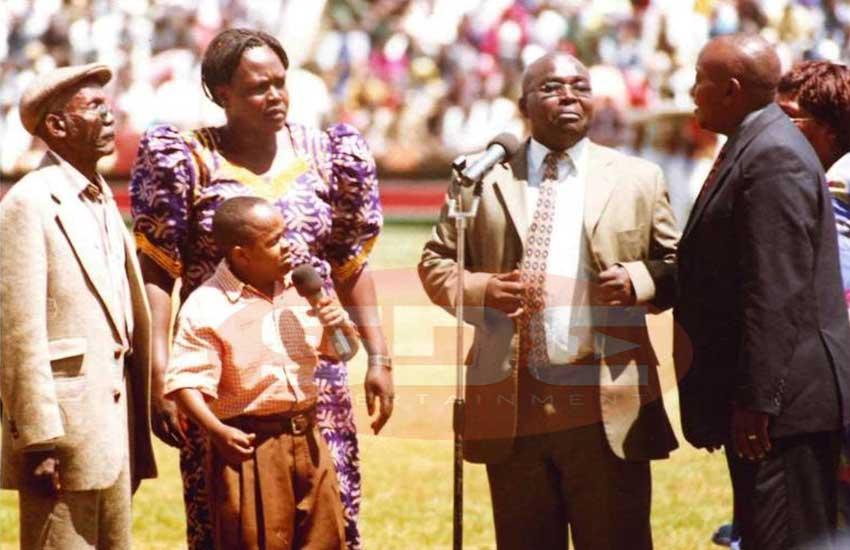 Ondieki Nyuka-Kwota opens up on Moi's love for Vitimbi