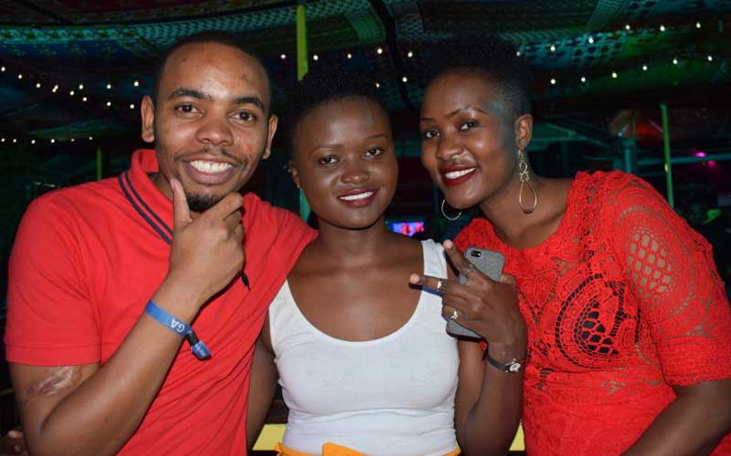 Malonza Chege,Mitchel Owino and Dorsil - MaureenFo