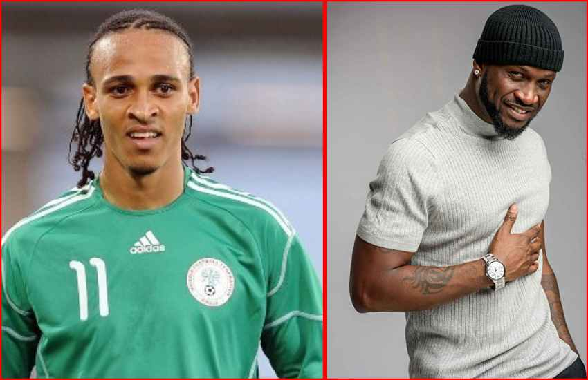 Osaze Odemwingie fires at Peter Okoye over lottery business, he responds