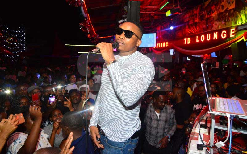 Otile Brown wants Meek Mill in Kenya