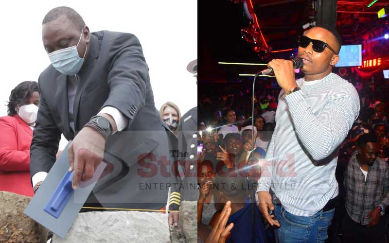 Otile Brown's open letter to President Uhuru over misappropriation of artists' royalties