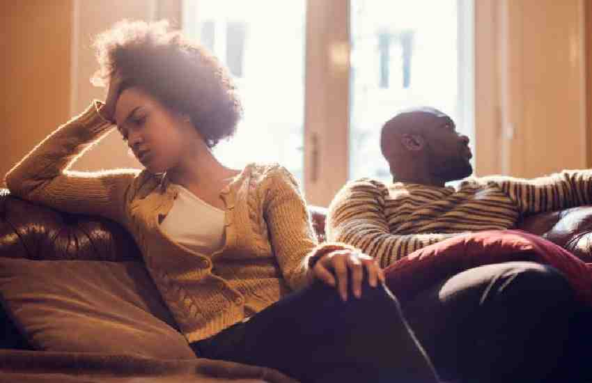 Overload: When a man comes with baggage