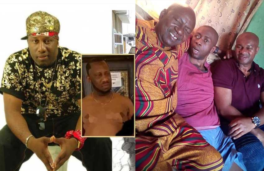 Plight of Nigerian stars: Photo of another struggling star emerges