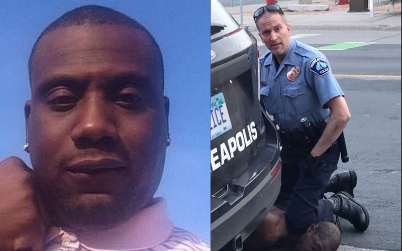Police officer who kneeled on George Floyd's neck 'tried to kill' black man in 2008
