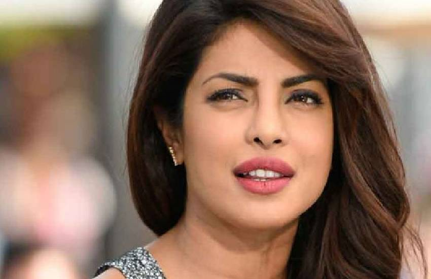Actress Priyanka Chopra busted by police as she get hair done