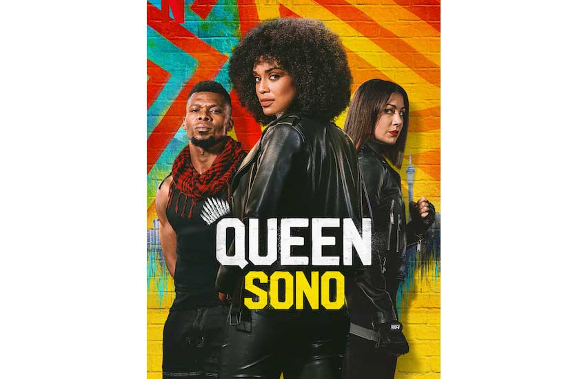 Queen Sono movie review : Something new by Africans for Africans