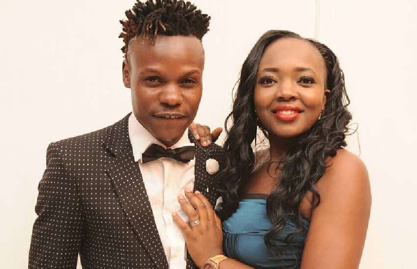 Rapper Eko Dydda celebrates wife in heartwarming post