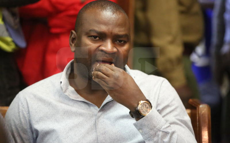 Rashid Echesa: He still got the CS job even without a primary certificate