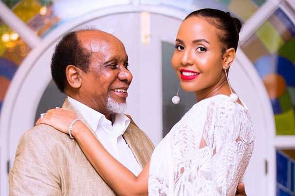 Reginald Mengi's widow tells it all, claims she is being mistreated