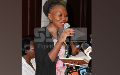 Roselyn Akombe: She fell pregnant in campus, became a watchie in America