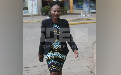Roselyn Akombe took a 70 percent pay cut to work for IEBC
